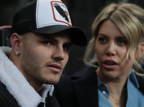 Wanda Nara and Mauro Icardi scandal: PSG forward sent messages to Argentine actress China Suárez and that caused rift