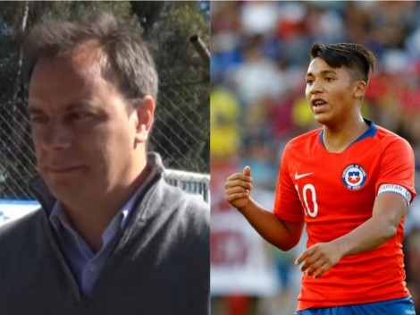 """Ogalde niega """"participación"""" con la nominación de Marcelo Allende en la Roja"""