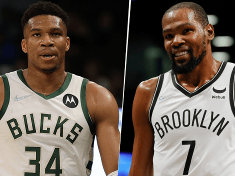 EN VIVO: Milwaukee Bucks vs. Brooklyn Nets   Pronóstico, formaciones, horario, streaming y canal de TV para ver ONLINE la NBA 2021-22