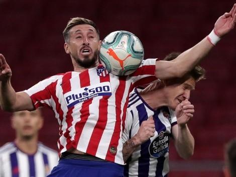 ¿Cuántos partidos tiene Héctor Herrera en la Champions League?