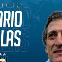 Así como lo leen: Mario Salas fue oficializado en equipo en la zona de descenso