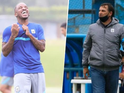 Su 'as' de espadas: Carlos Bustos confirmó presencia de Jefferson Farfán en las finales ante Sporting Cristal