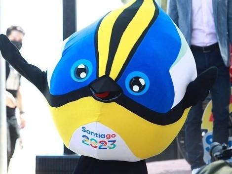 Juegos Panamericanos: conoce a la mascota oficial de Santiago 2023