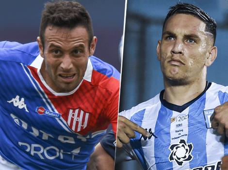 Qué canal transmite Unión vs. Racing Club por la Liga Profesional