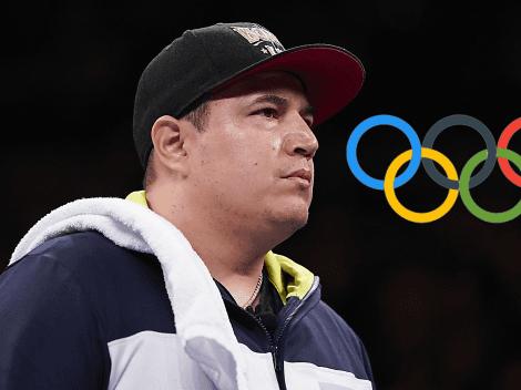 Eddy Reynoso nominado con medallistas al Premio Nacional del Deporte