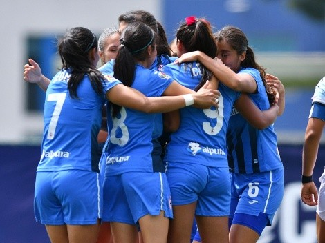 Cruz Azul Femenil sigue en zona de Liguilla tras el final de la J13