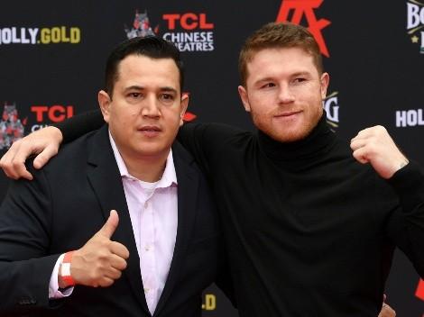 Canelo Álvarez felicitó a Eddy Reynoso por una importante nominación