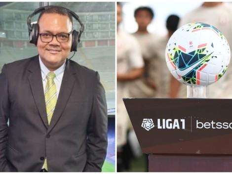 """En el cierre de la Liga 1, 'Tanke' Arias envía mensaje en redes pidiendo """"atención a los detalles"""""""