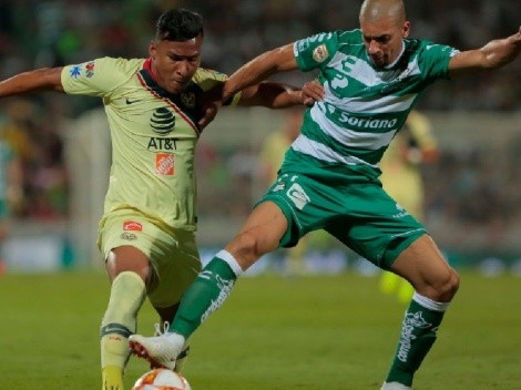 Club America vs Santos Laguna: Preview, predictions, odds and how to watch the 2021 Liga MX Torneo Apertura in the US today