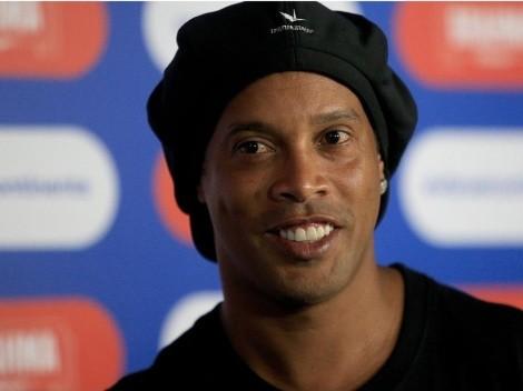 Ronaldinho causa un nuevo conflicto entre Barcelona y PSG
