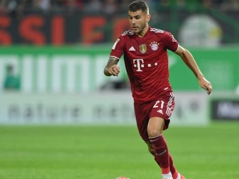 Lucas Hernández of Bayern Munich given deadline to enter prison