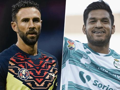 EN VIVO: América vs. Santos Laguna por la Liga MX