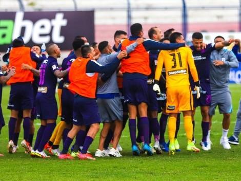 Así quedó la tabla de posiciones de la Liga 1 de Perú tras la fecha 15