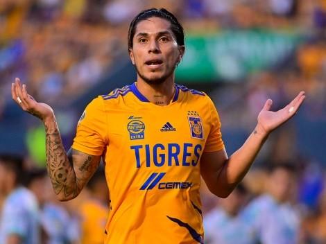 Así Salcedo presiona a la directiva de Tigres para que lo venda