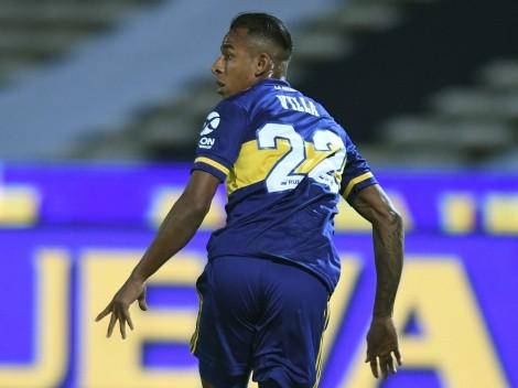 ¿Riquelme tiene al reemplazante de Villa en Boca?