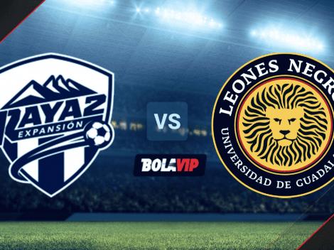 Qué canal transmite Raya2 Expansión vs. Leones Negros por la Liga BBVA Expansión MX