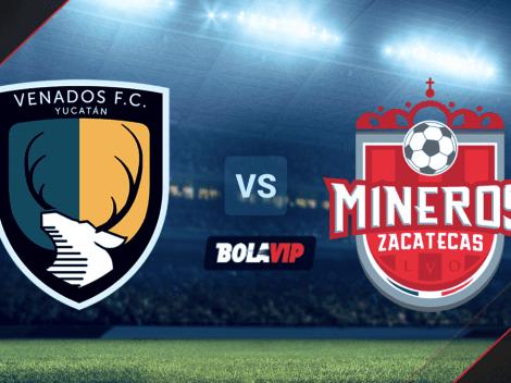 Qué canal transmite Venados de Yucatán vs. Mineros de Zacatecas por la Liga BBVA Expansión MX
