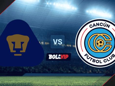 Qué canal transmite Pumas Tabasco vs. Cancún FC por la Liga BBVA de Expansión MX