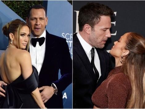 'A-ROD ¿Cuál es tu película favorita de Ben Affleck?' La burla del siglo sobre J-LO