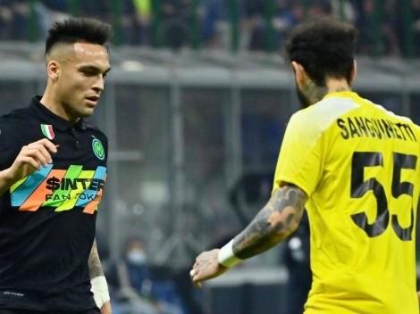 Igual está puntero: el Sheriff Tiraspol con Dulanto perdió contra el Inter en la Champions