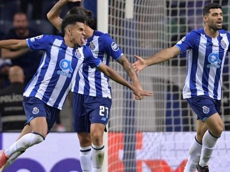 Porto superó a AC Milan y siguen en la pelea por el cupo