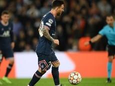 VIDEO | Lionel Messi se volvió loco y marcó un penal para la historia en Champions League