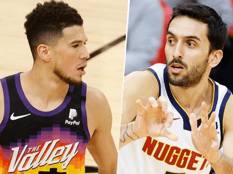 VER HOY   Phoenix Suns vs. Denver Nuggets   EN VIVO ONLINE   Pronóstico, fecha, hora y canal de TV para ver EN DIRECTO la temporada 2021-2022 de la NBA