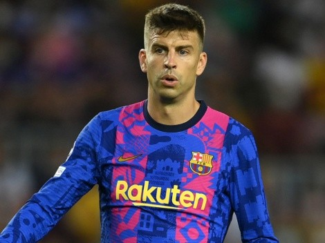 Gerard Pique reveals which Real Madrid star came close to joining Barcelona