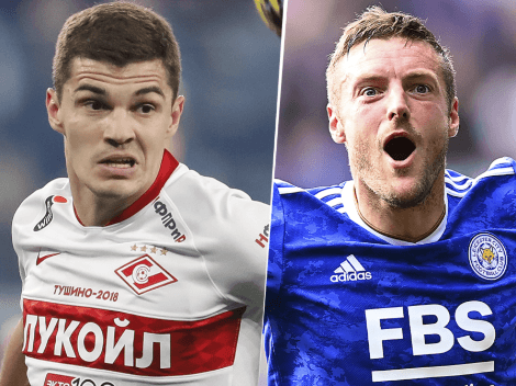 Qué canal transmite Spartak Moscú vs. Leicester City por la Europa League
