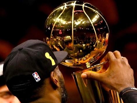 LeBron James reveló el título que lo hizo el mejor jugador de la historia