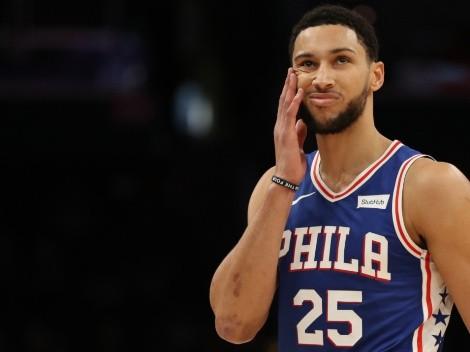Ben Simmons pierde US$1.4 millones con Philadelphia 76ers y podría ser más