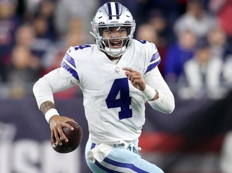 Se confirma la gravedad de la lesión que Dak Prescott sufrió con Dallas Cowboys ante Patriots