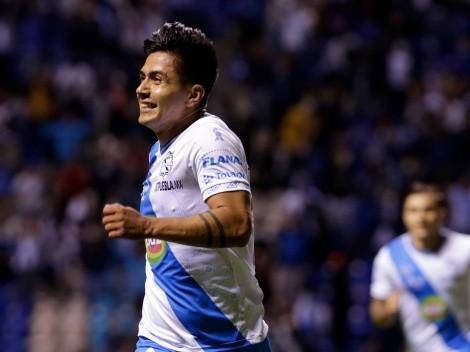 Tras su escandalosa salida de Chivas, llegó el primer gol de Dieter Villalpando