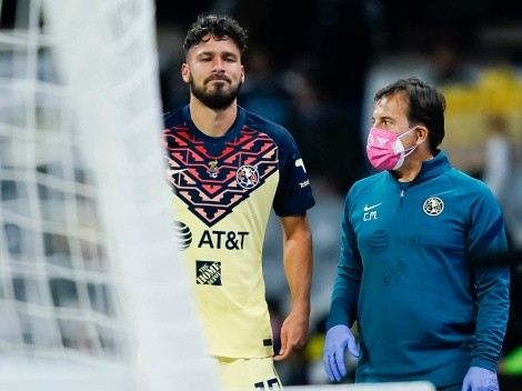 Bruno Valdez respiró después de su lesión