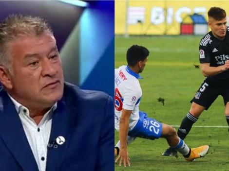 """Borghi y la recta final del torneo: """"Católica tiene más responsabilidades que Colo Colo"""""""