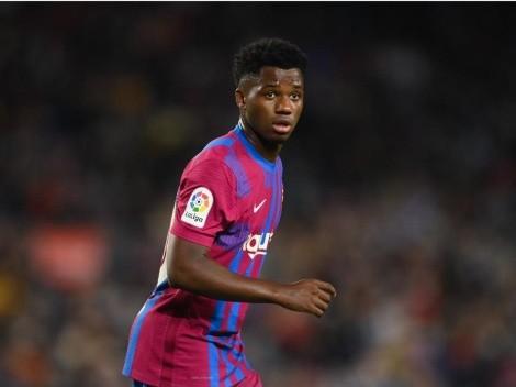 Barcelona anuncia la renovación de Ansu Fati: así es su nuevo e impactante contrato