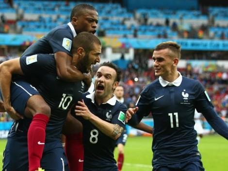 """""""Muchos jugadores de la selección francesa han visto el video de Valbuena"""""""