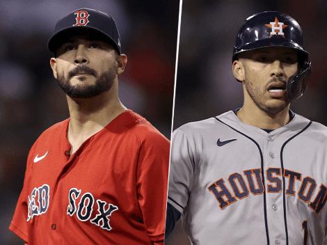 VER HOY | JUEGO 5 | Boston Red Sox (2-2) vs. Houston Astros (2-2): Pronóstico, fecha, horario, streaming y canal de TV para ver los Playoffs de la MLB