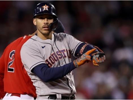 Houston Astros consigue récord histórico en la MLB tras vencer a Boston Red Sox