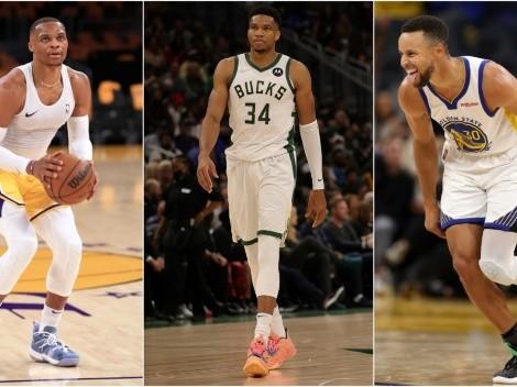 Cinco hechos a seguir en la temporada 2021-2022 de NBA