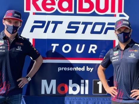 Verstappen hace comentario machista y mete en aprietos a Checo Pérez