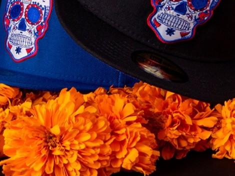 New Era hace méritos: La espectacular gorra por el Día de Muertos