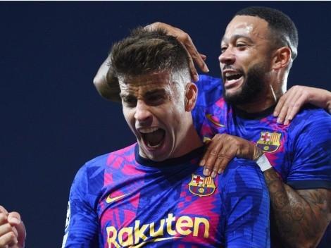 Camp Nou inconforme: Barcelona sigue vivo, pero sólo gana por la mínima