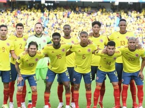 Fecha y hora oficiales para el partido Colombia vs. Paraguay en noviembre