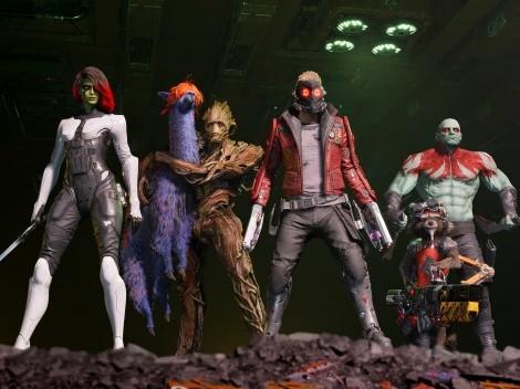 Marvel's Guardians of the Galaxy revela sus requisitos en PC