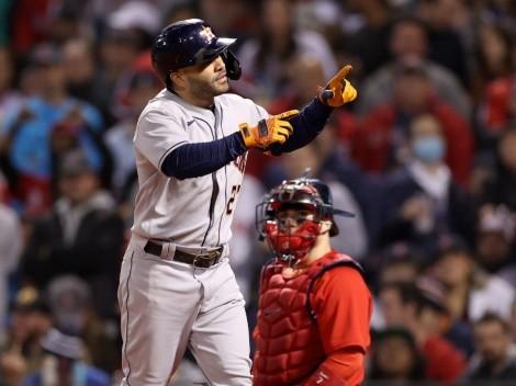 José Altuve y la clave para los Astros en la Serie de Campeonato de la Liga Americana