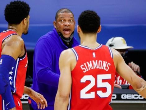 El plan de los Philadelphia 76ers con Ben Simmons tras el encontronazo con Doc Rivers