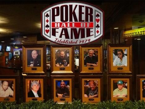 Conheça os dez notáveis do poker que almejam entrar para o Hall da fama este ano