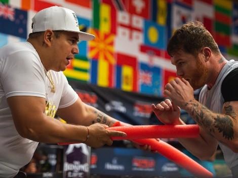 Eddy Reynoso explicó cuál es la llave para que Canelo Álvarez derrote a Plant