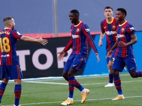 Newcastle prepara una gran oferta contractual para una estrella de Barcelona